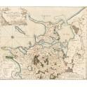 PLAKAT: Historisk kort over Nordvestsjælland 1771